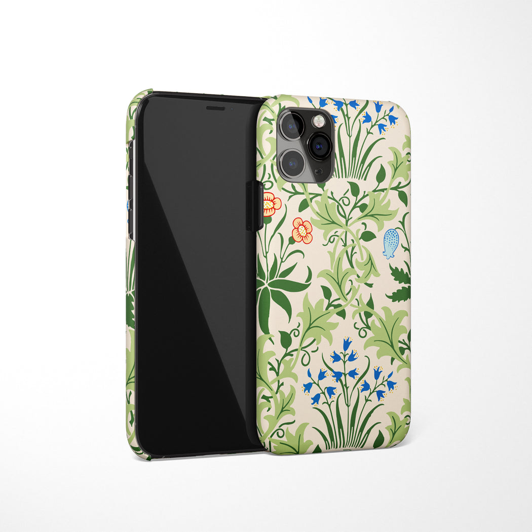 Beautiful Floral iPhone Case 2