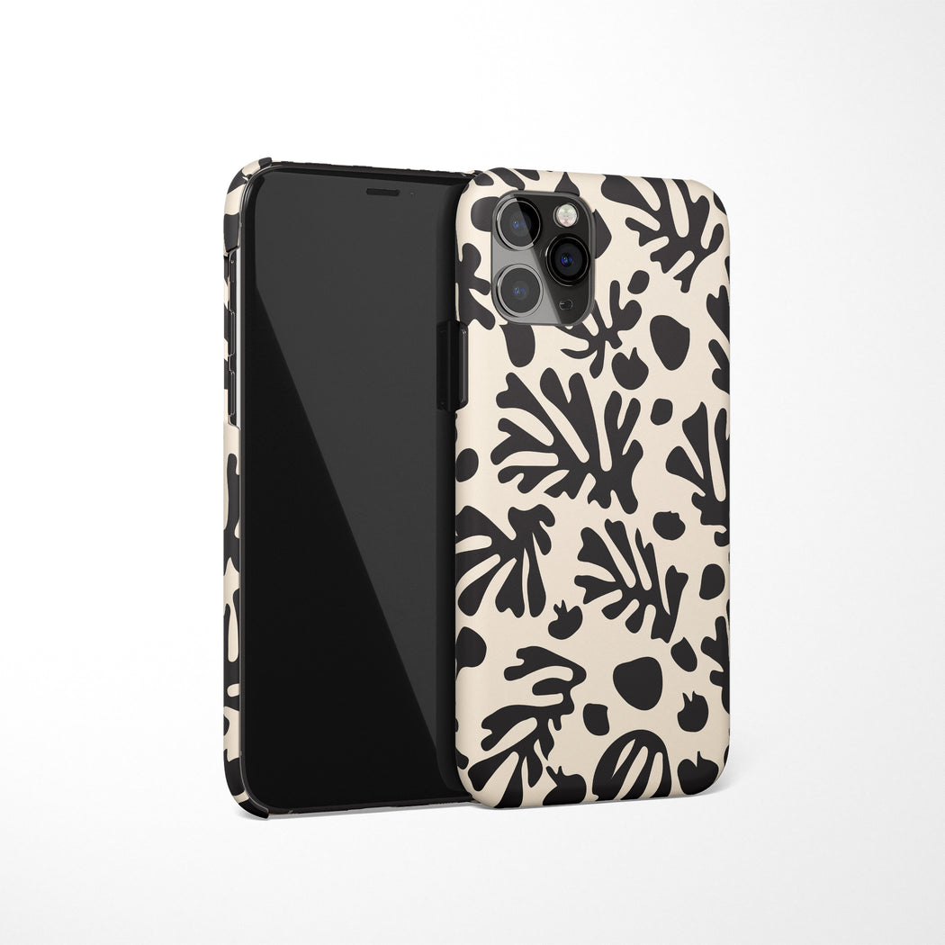 Rustic Matisse iPhone Case