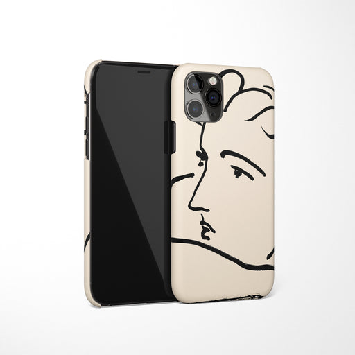 Matisse Woman iPhone Case 4
