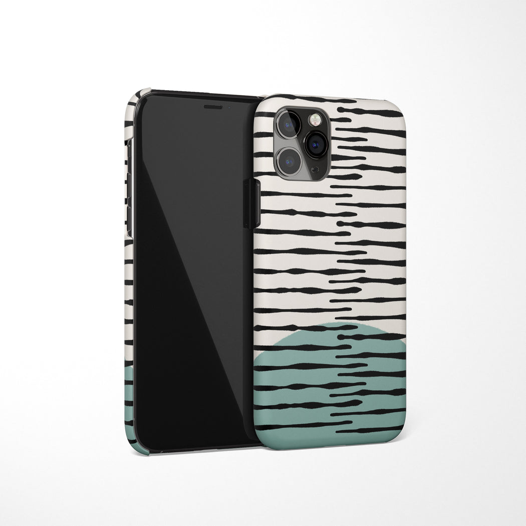 Abstract Custom iPhone Case
