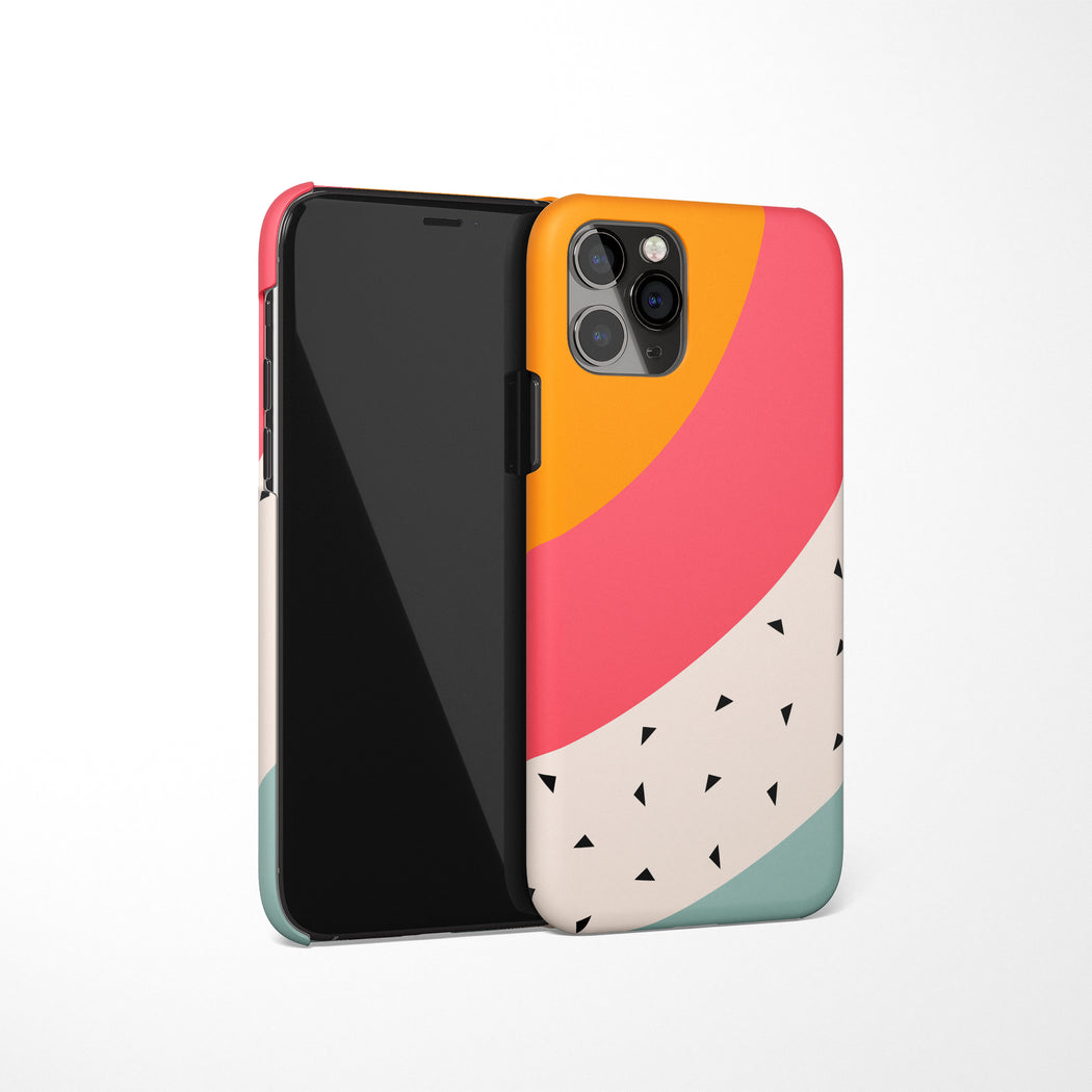 Colorful Abstract iPhone Case