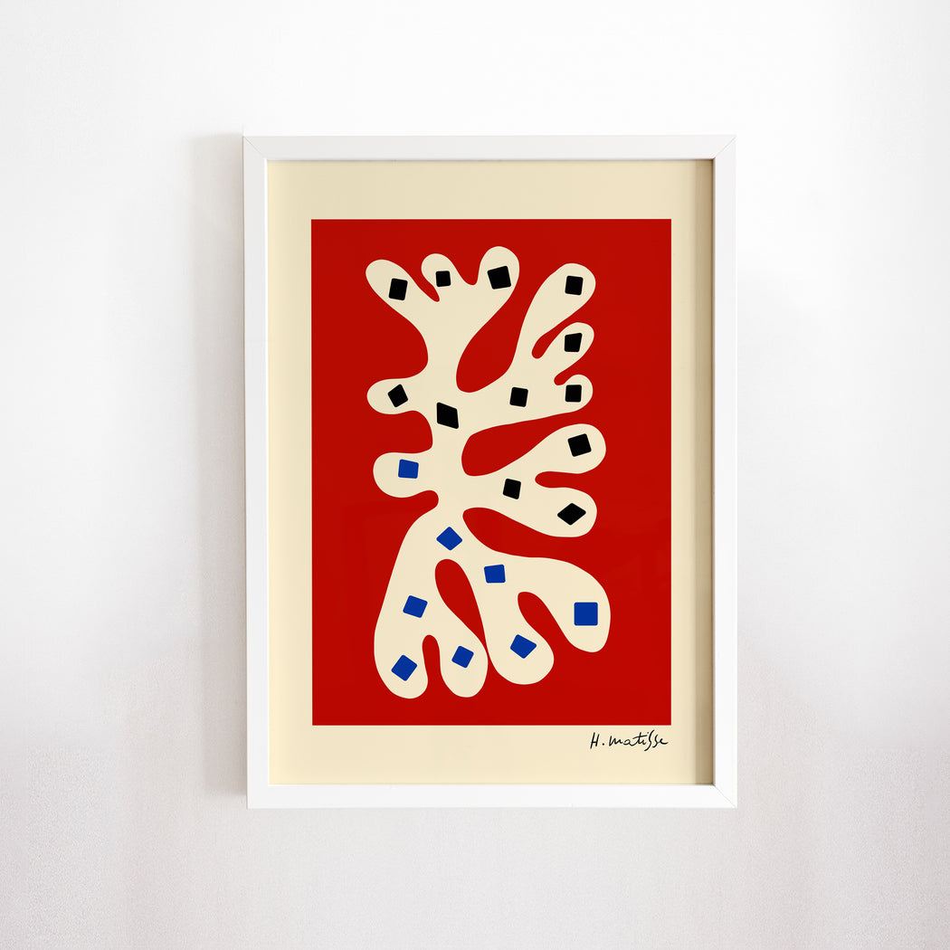 Matisse Cutout Poster - Shop posters, Art prints, Laptop Sleeves, Phone case and more Online!