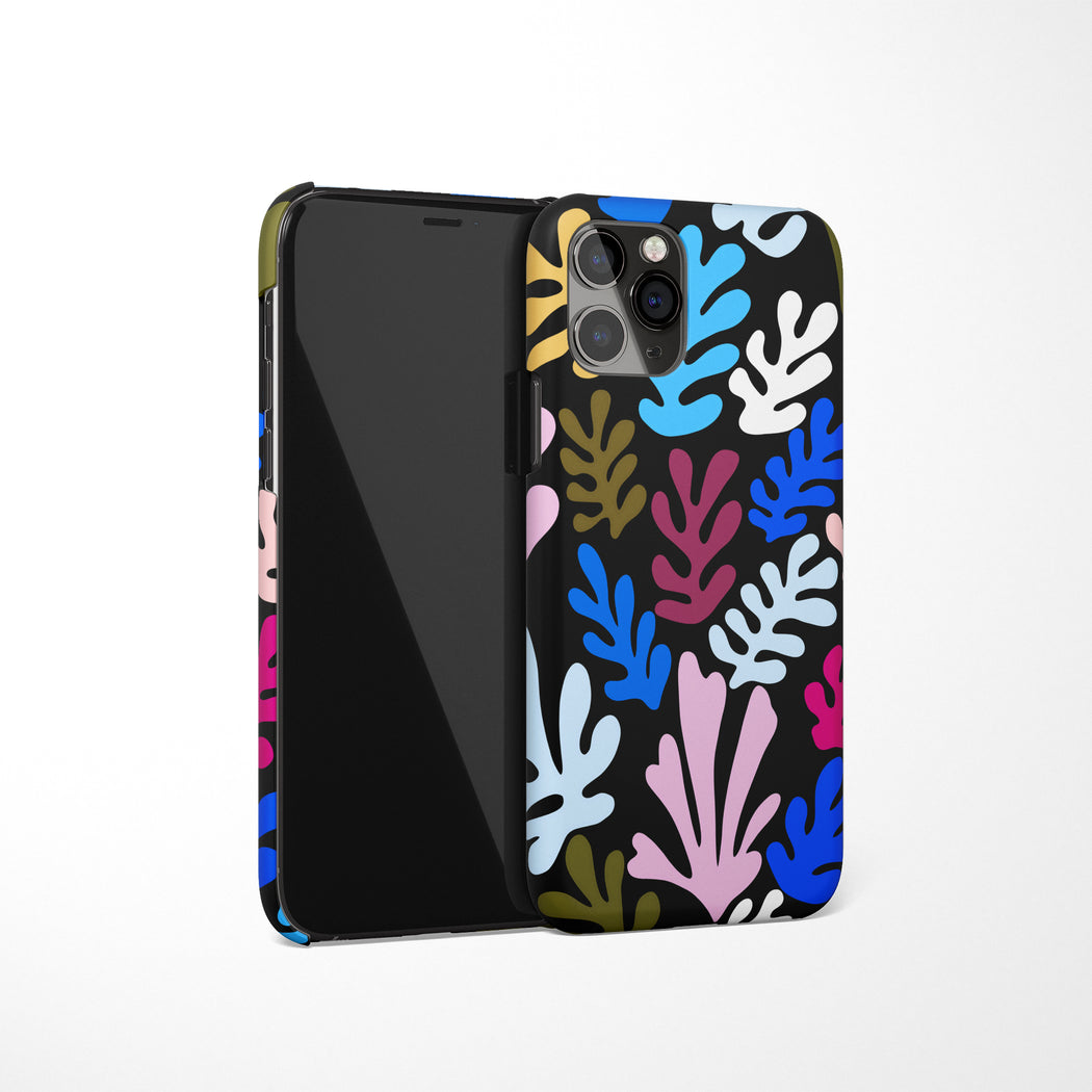 Matisse Inspired Pattern iPhone Case v7