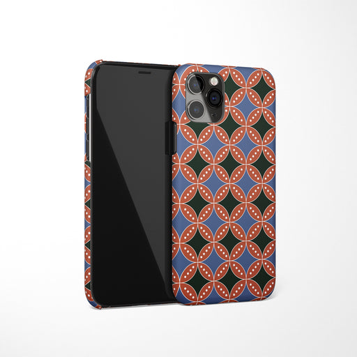 Retro Art iPhone Case