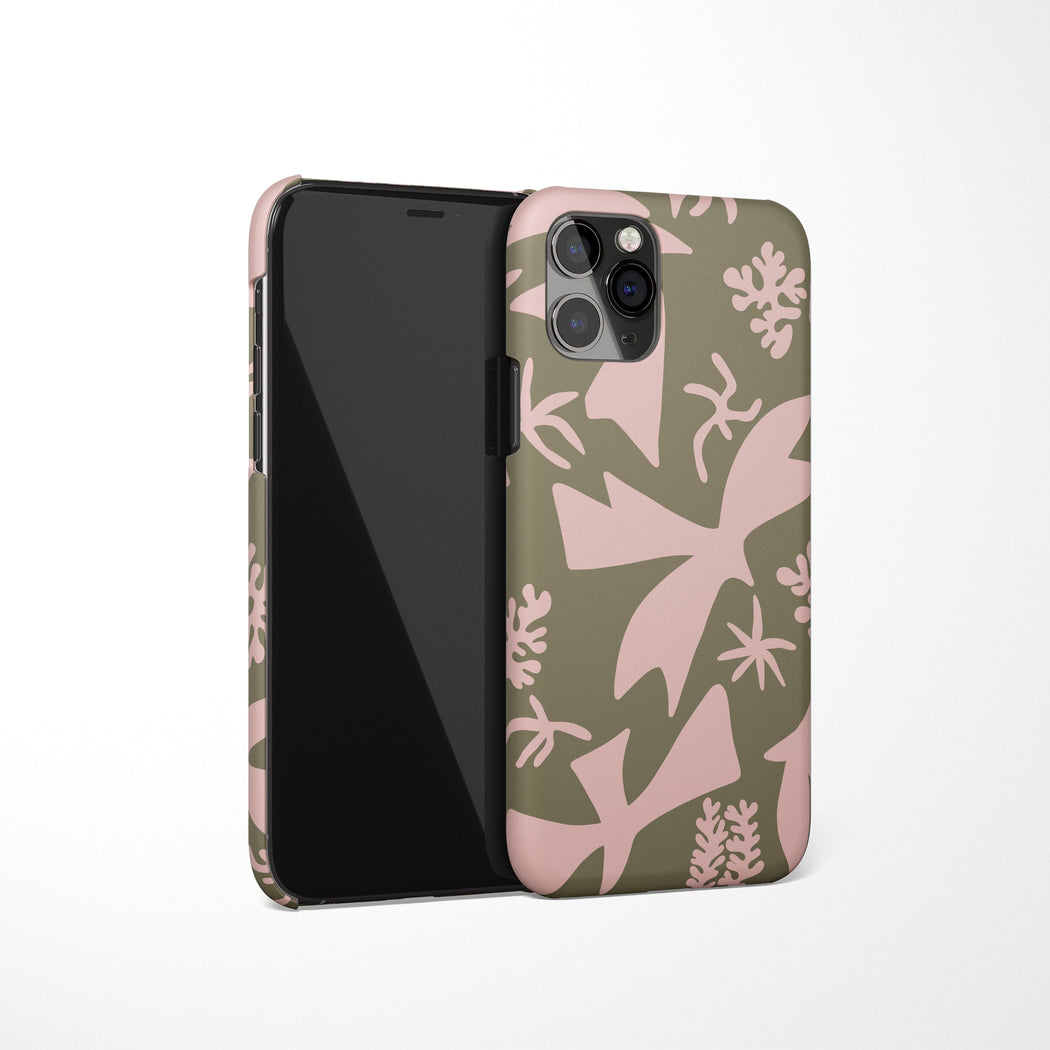 Matisse Drawing iPhone Case