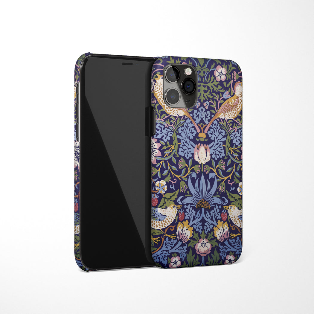 Floral Illustration iPhone Case 2