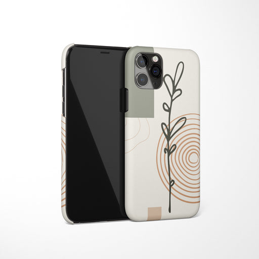 iPhone Case with scandinavian pattern
