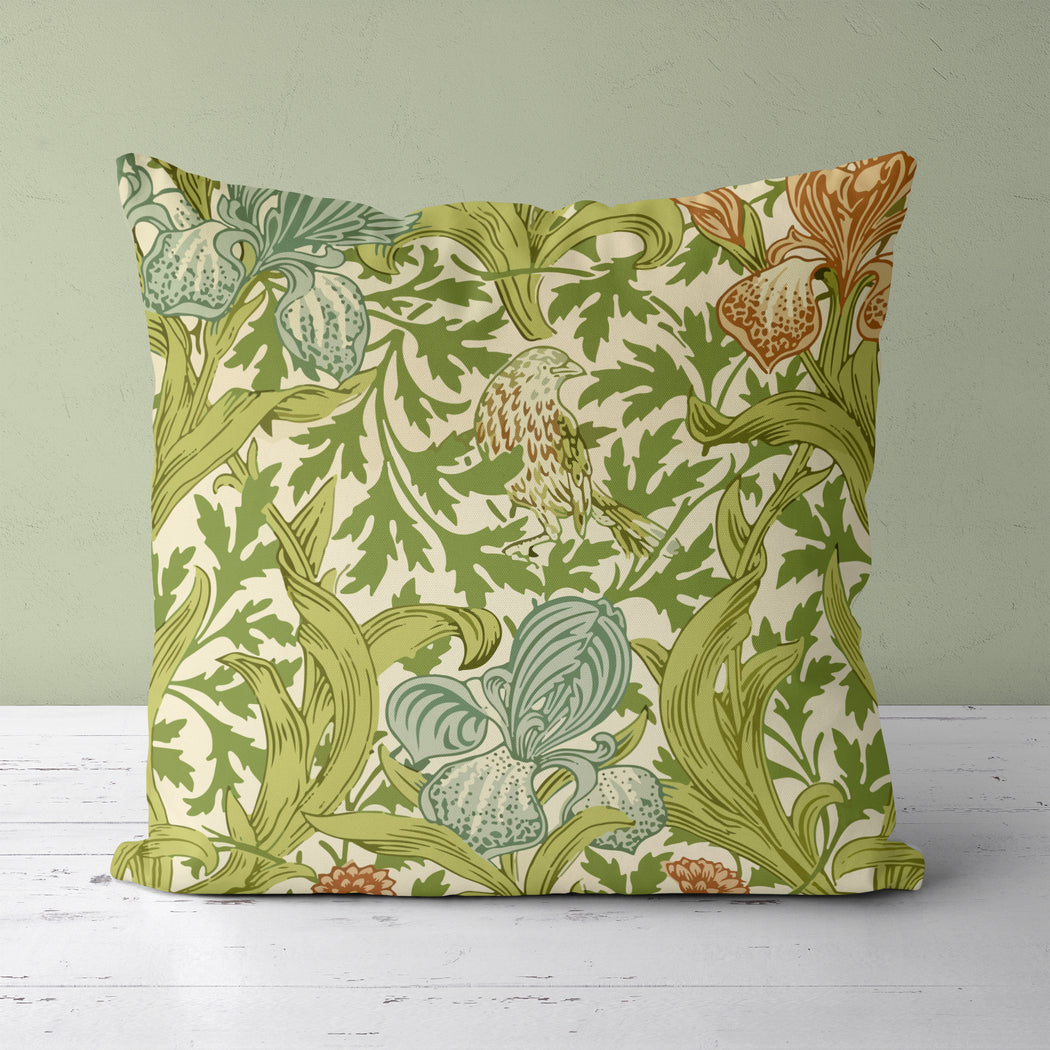 William Morris Pillow