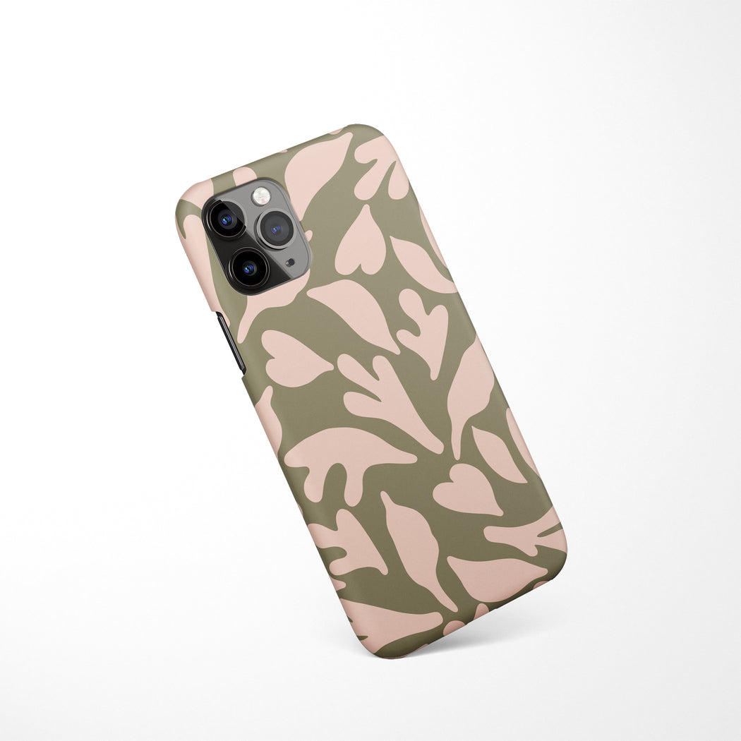 Retro Pattern iPhone Case 2
