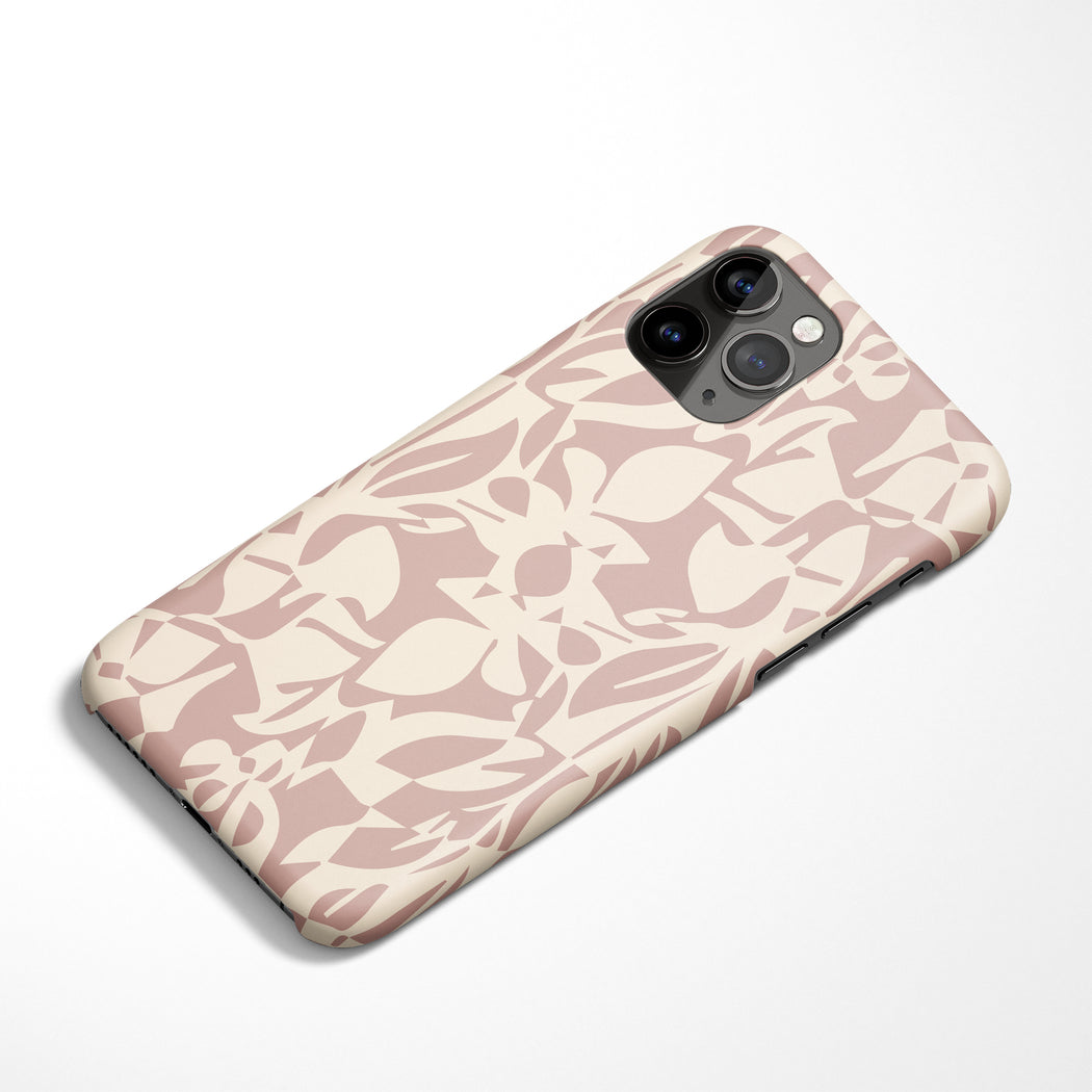 Cut Outs v1 iPhone Case