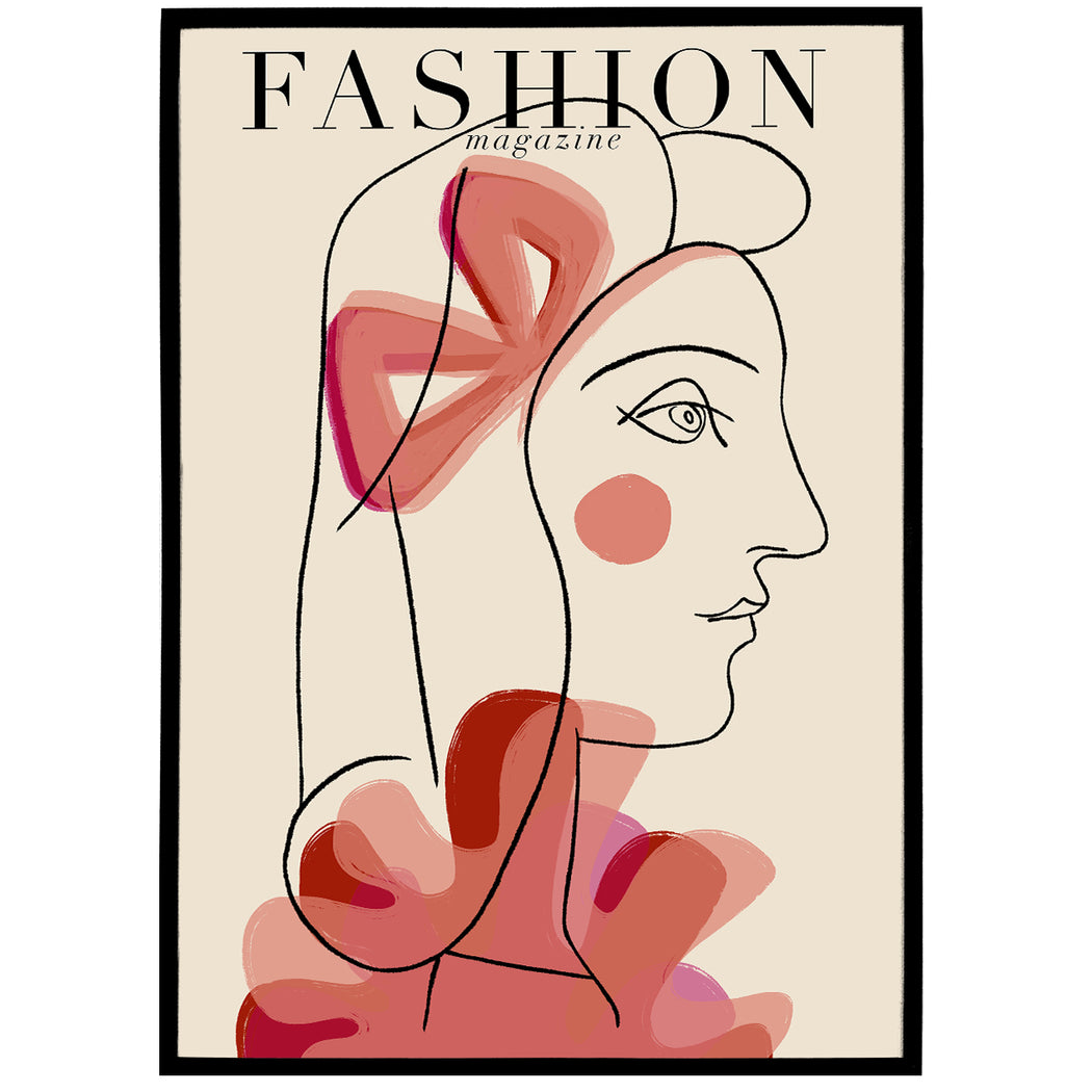 Fashion Poster - Shop posters, Art prints, Laptop Sleeves, Phone case and more Online!