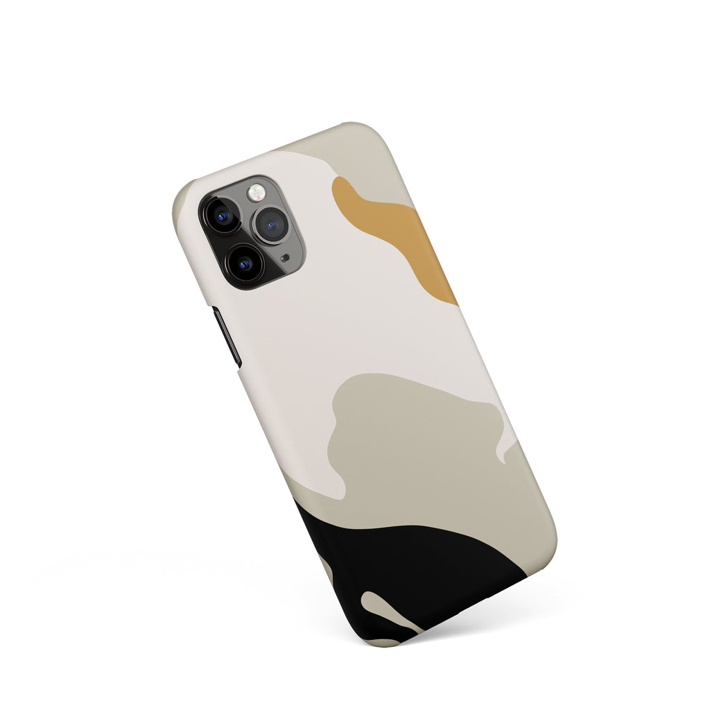 Earth Colors iPhone Case 5