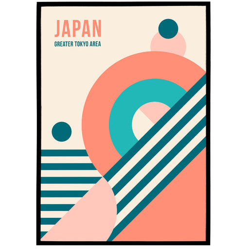Greater Tokyo Print