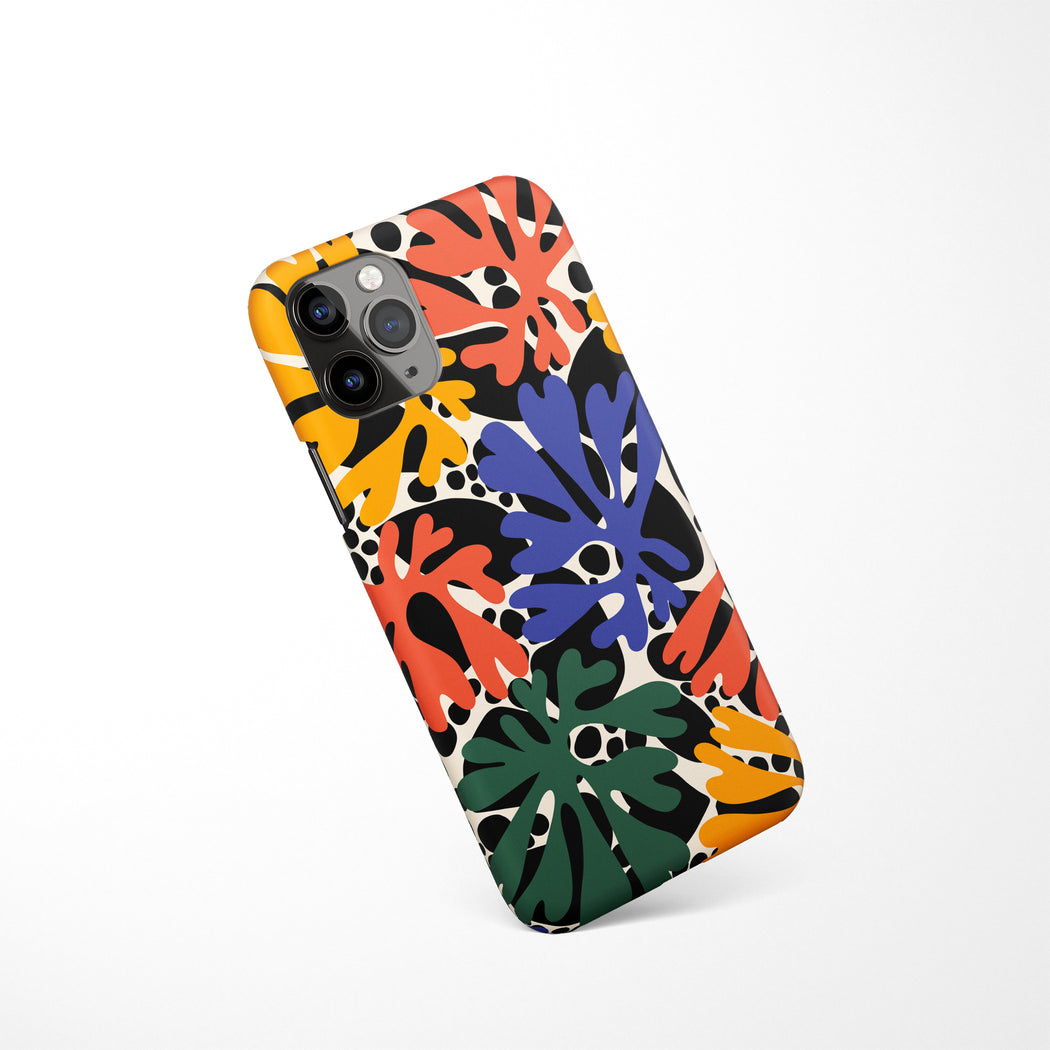 Beautiful Floral iPhone Case
