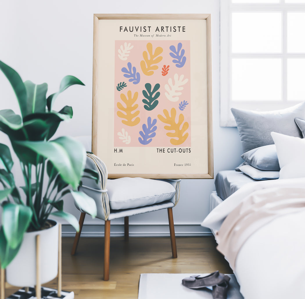The Essence Of Matisse Poster