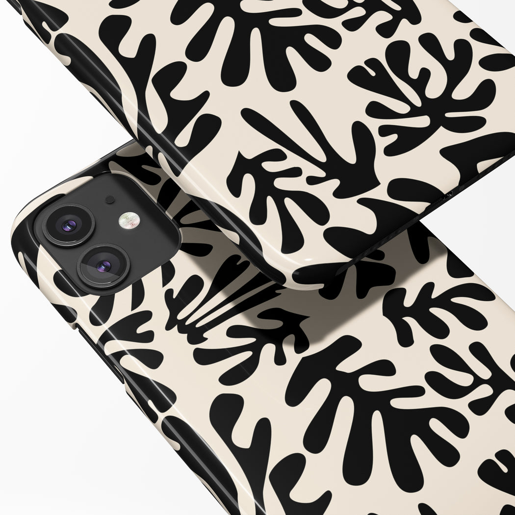 Matisse Inspired Pattern iPhone Case v5