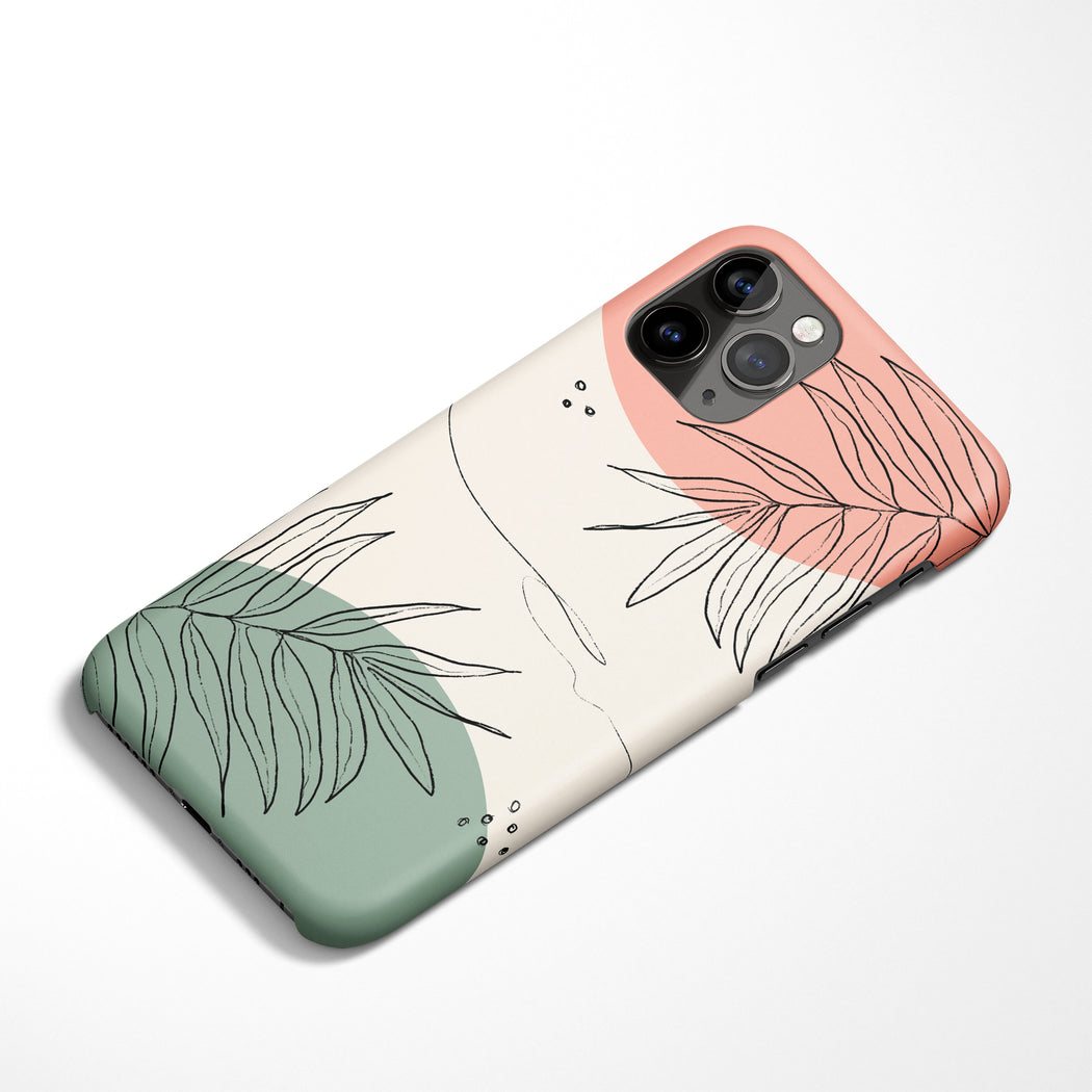 Pastel Art iPhone Case