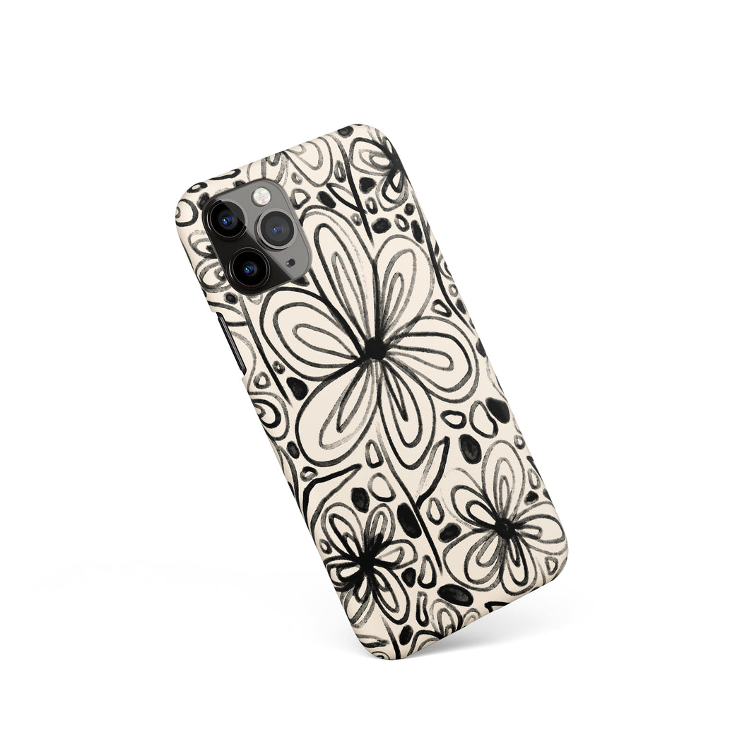 Handdrawn iPhone Case