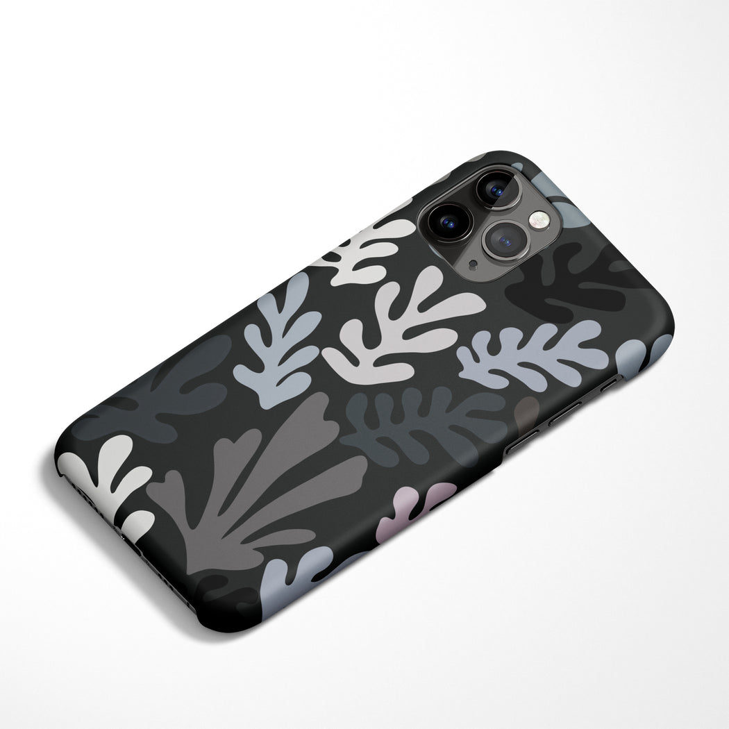 Matisse Inspired Pattern iPhone Case v1