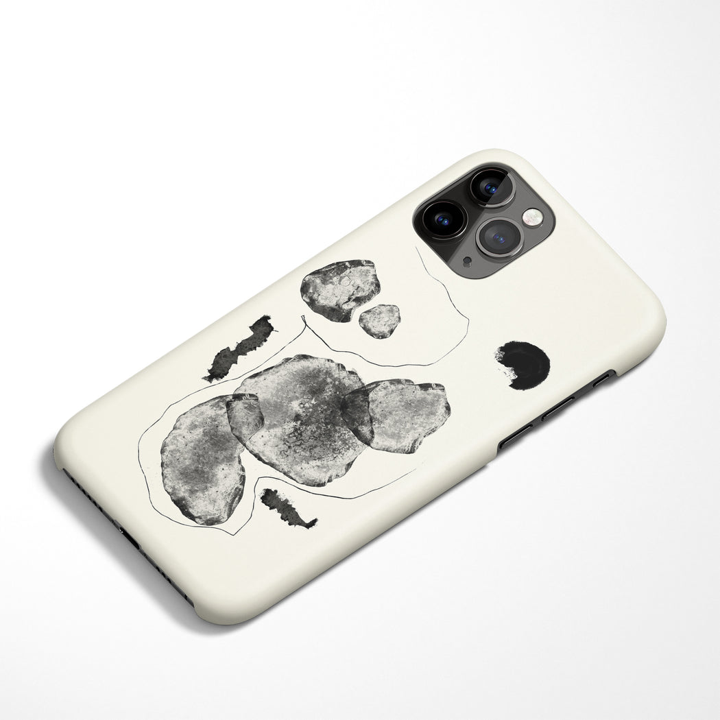 Ink Drawing iPhone Case 2