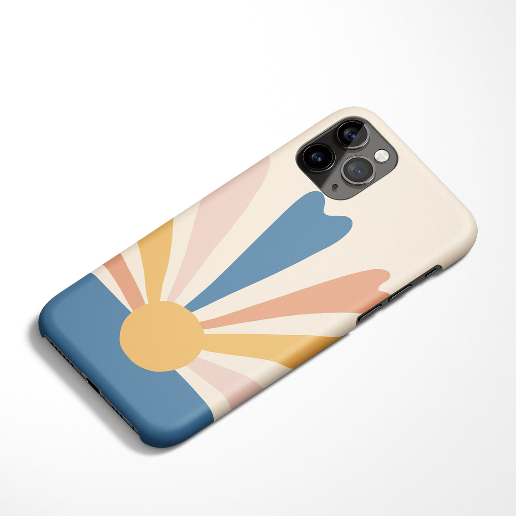 Matisse Inspired Sun iPhone Case