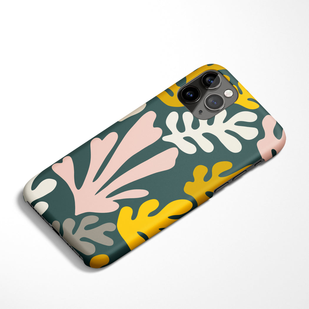 Matisse Leaf iPhone Case