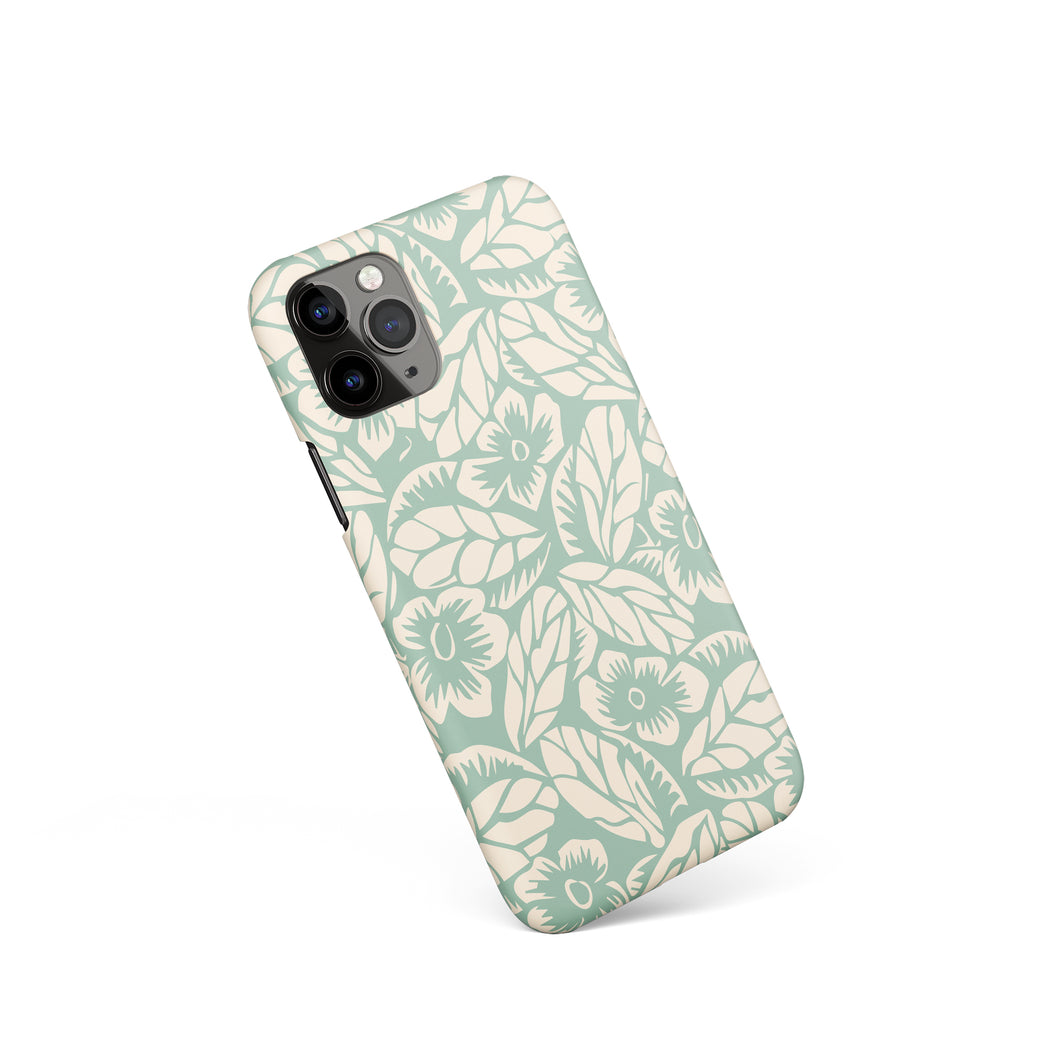 Pastel Floral iPhone Case