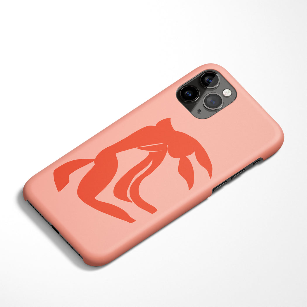 Matisse Woman iPhone Case