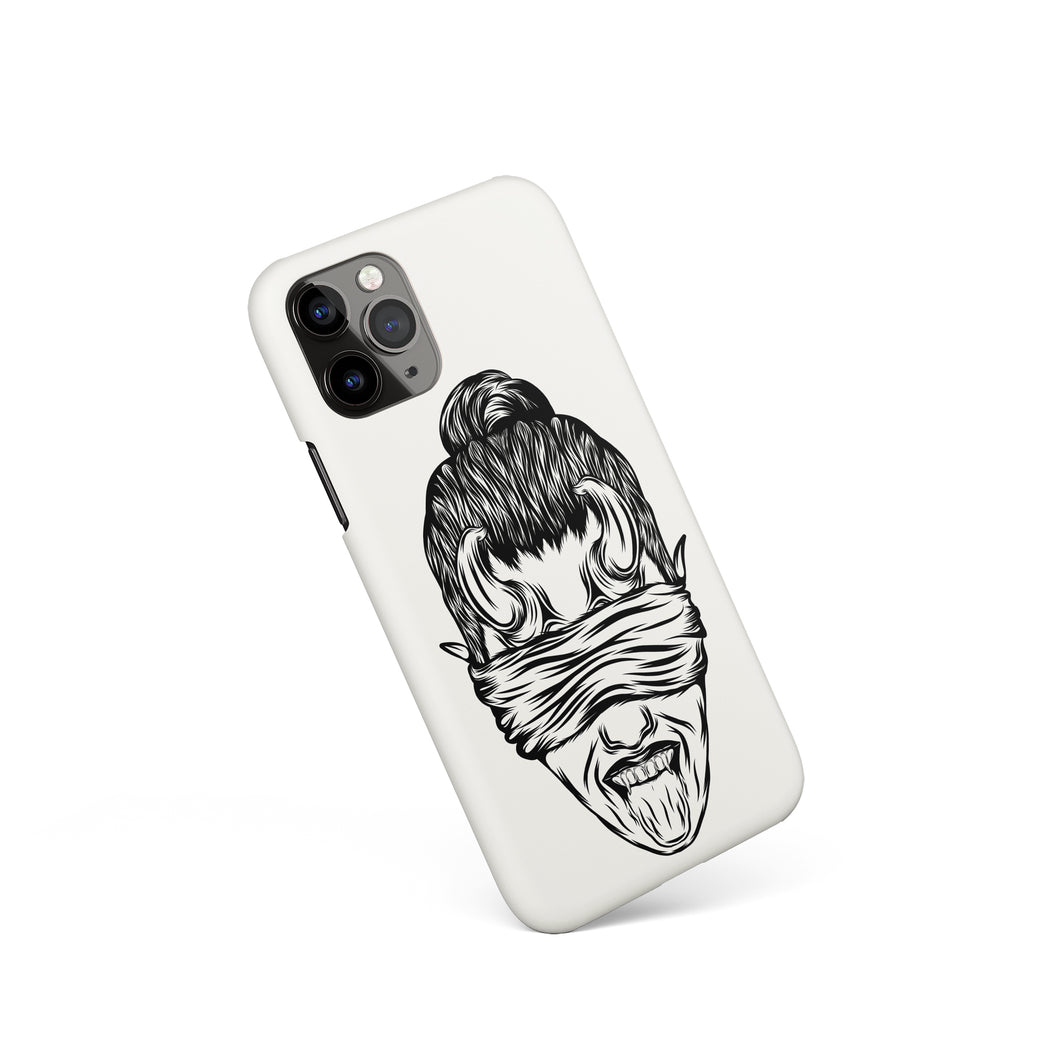 Horrorshow iPhone Case