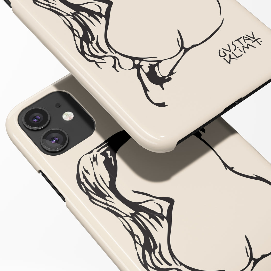 Klimt Woman iPhone Case