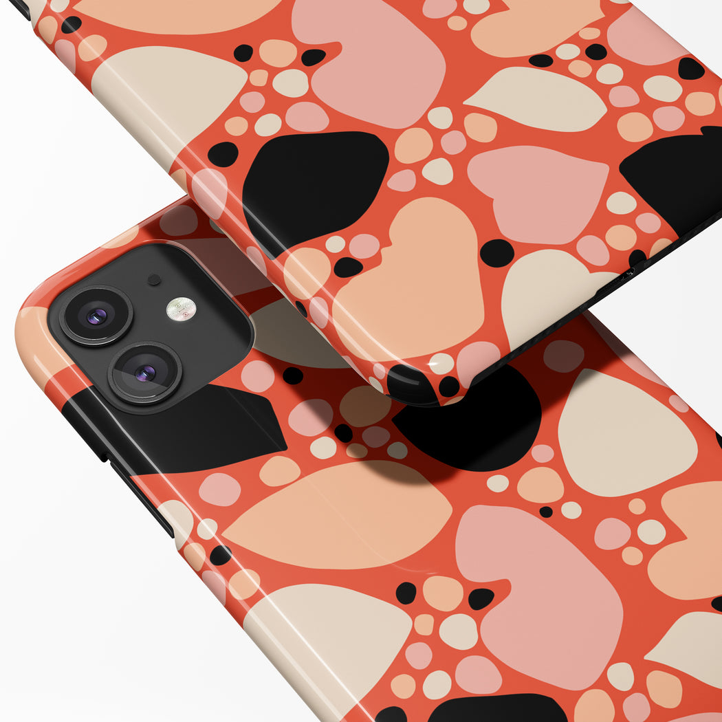 Botanical Pattern iPhone Case