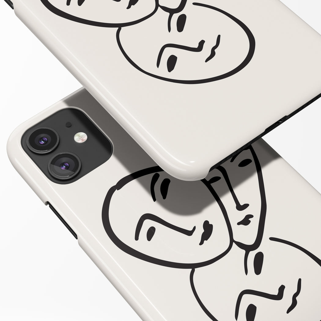 Matisse Faces iPhone Case