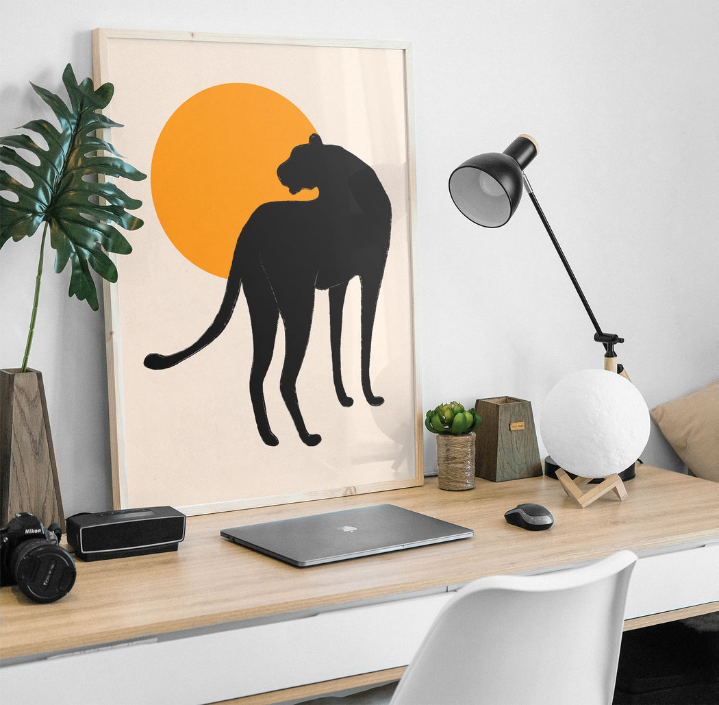 Tiger Poster Print - Shop posters, Art prints, Laptop Sleeves, Phone case and more Online!