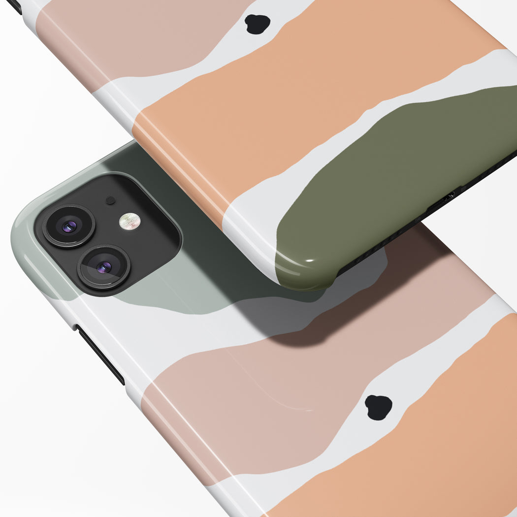 Earth Colors iPhone Case 2