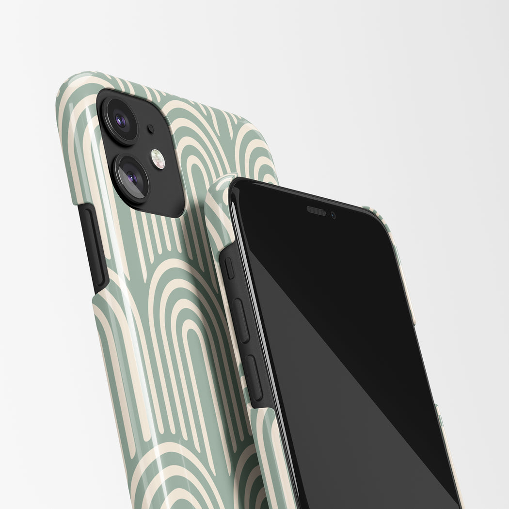 Mint Summer iPhone Case
