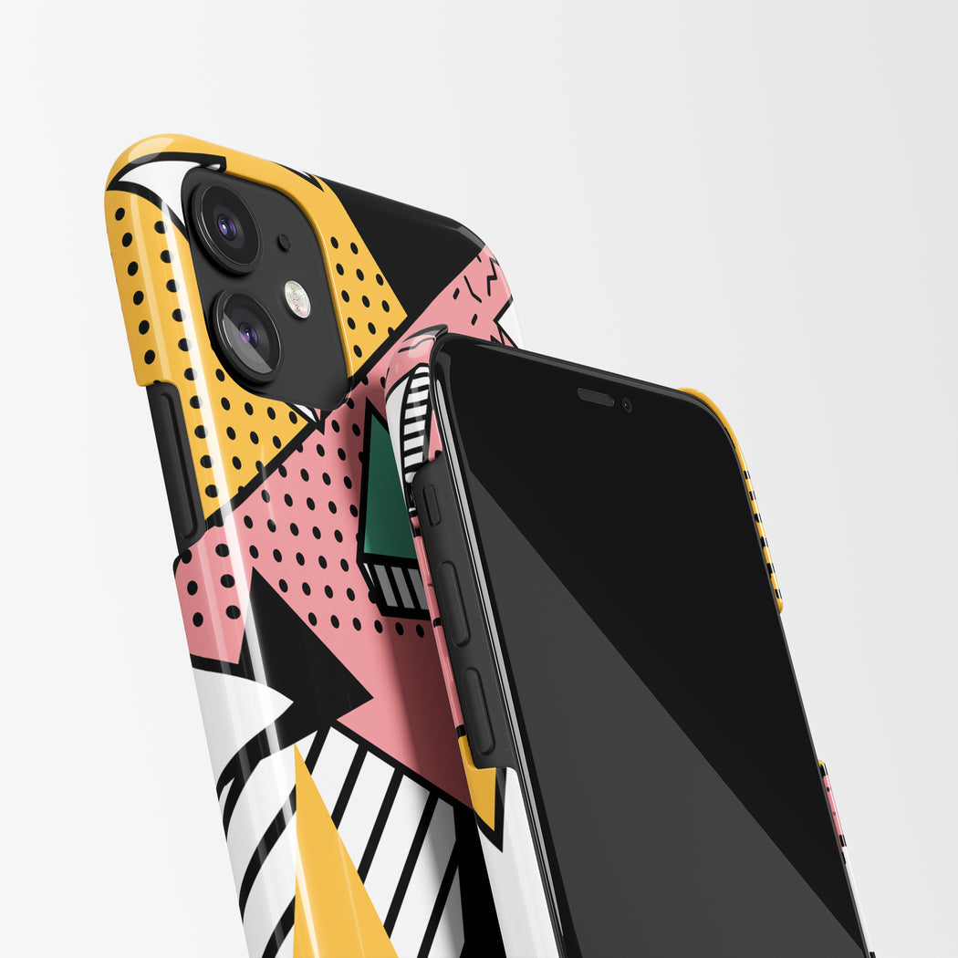 Hype Art iPhone Case