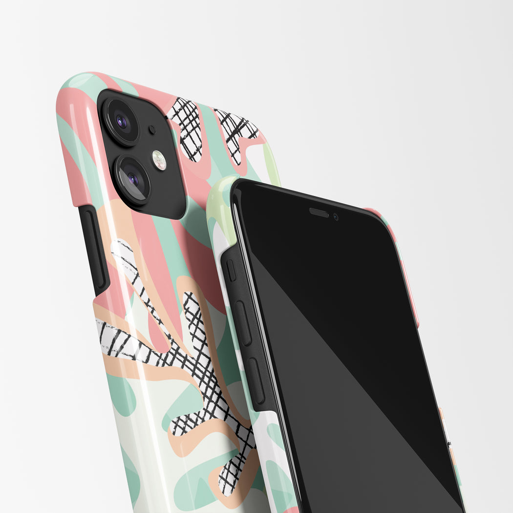Beautiful Pasel iPhone Case