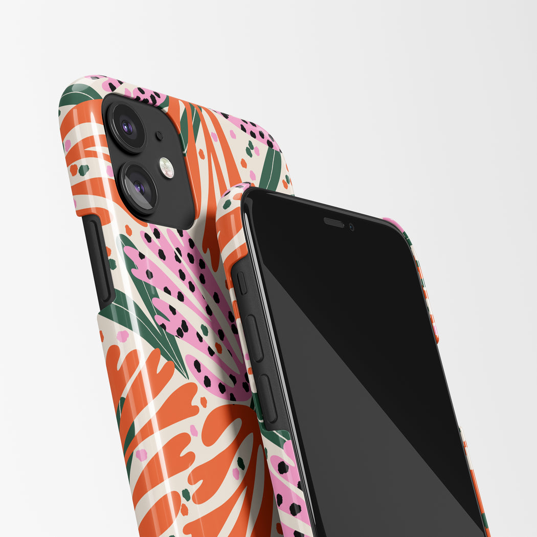 Beautiful Floral iPhone Case 3