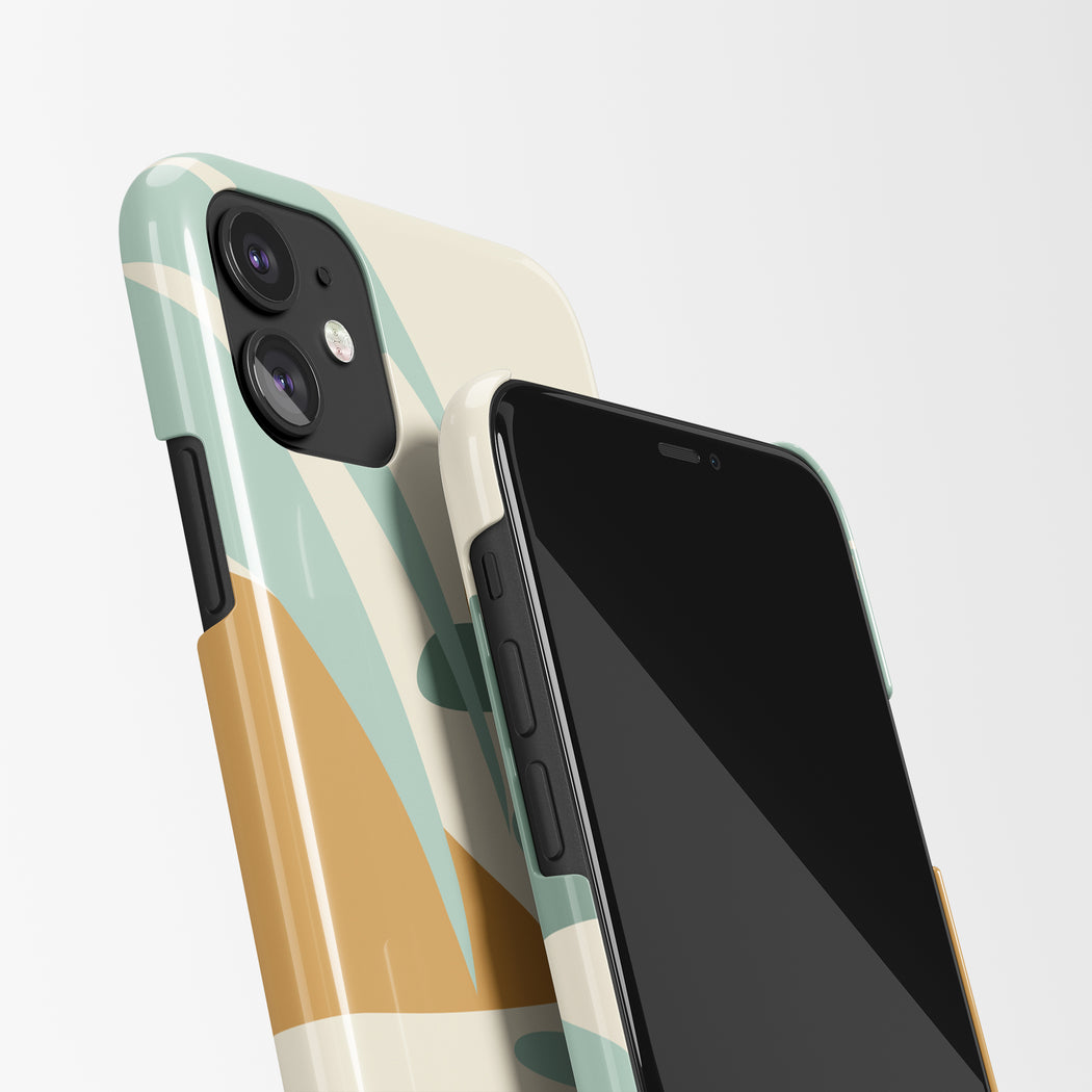 Beach Landscape iPhone Case