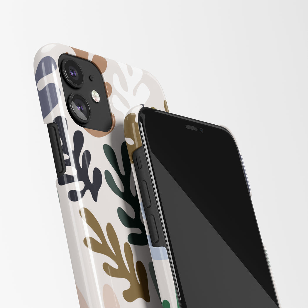 Vintage Floral iPhone Case