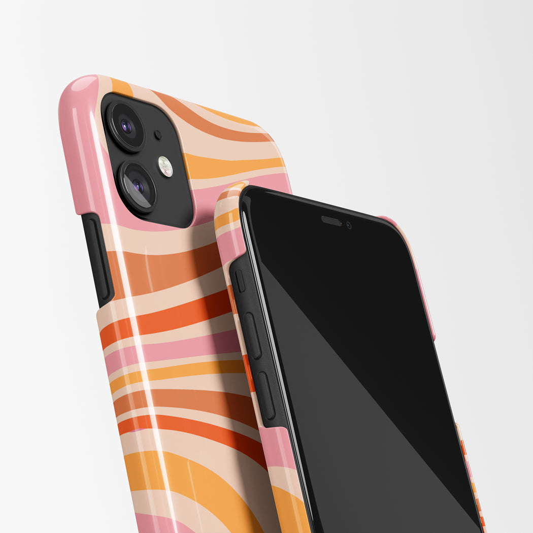 70s Inspired iPhone Case
