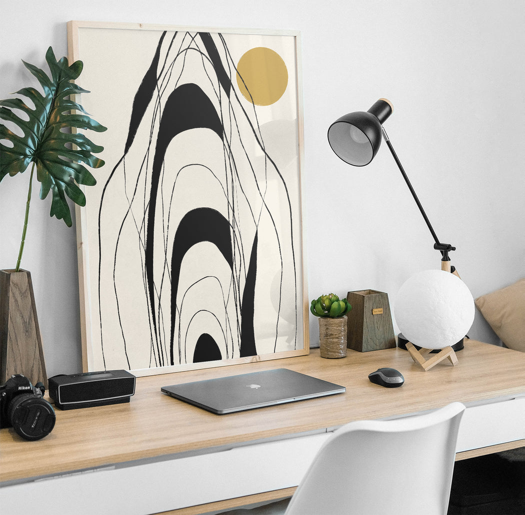 Abstract Wall Art Print - Shop posters, Art prints, Laptop Sleeves, Phone case and more Online!