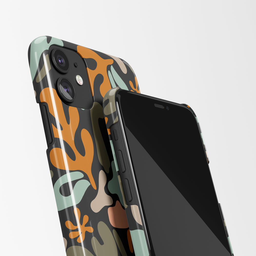 Art Deco Pattern iPhone Case