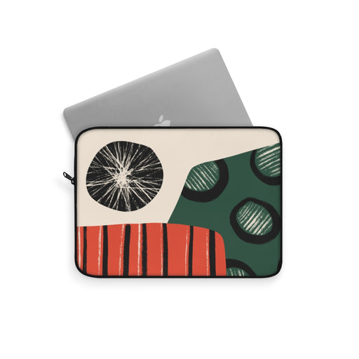 VINTAGE SCENERY LAPTOP SLEEVE