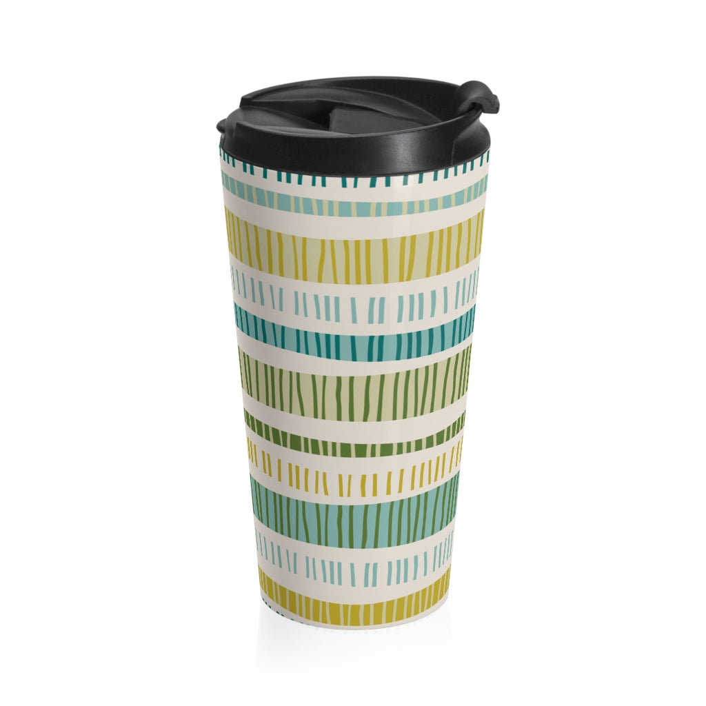 Green Love Travel Mug