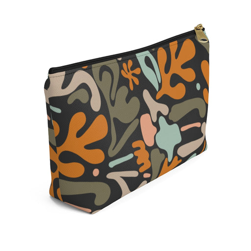 Floral Art Make-up Bag