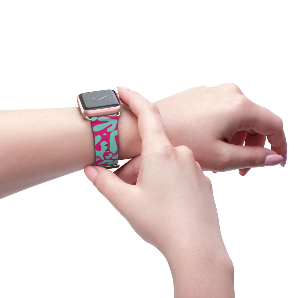 Matisse Style Apple Watch Band