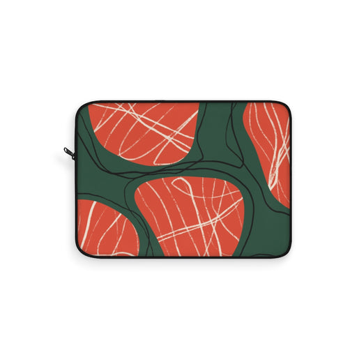 RETRO ABSTRACT LAPTOP SLEEVE