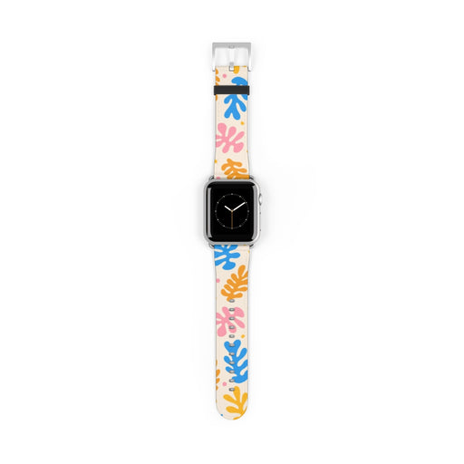 Colorful Leaves Apple Watch Band