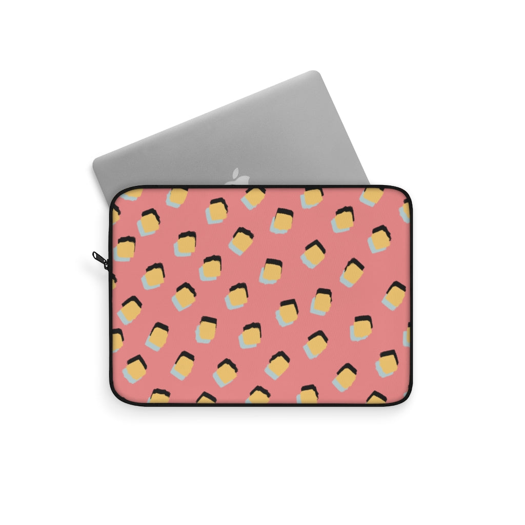 LITTLE SQUARES V2 LAPTOP SLEEVE